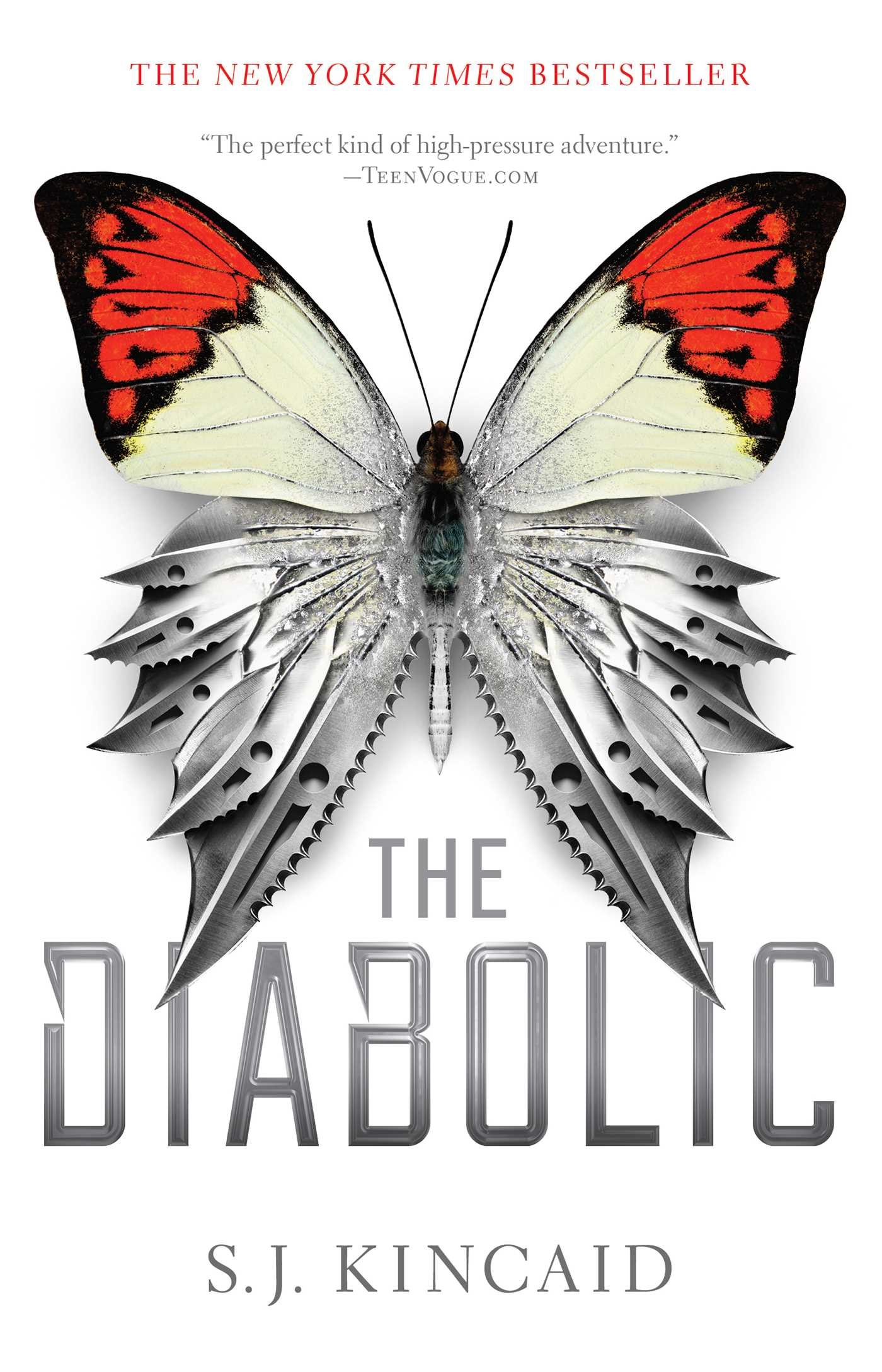 "Image for ""The Diabolic"""