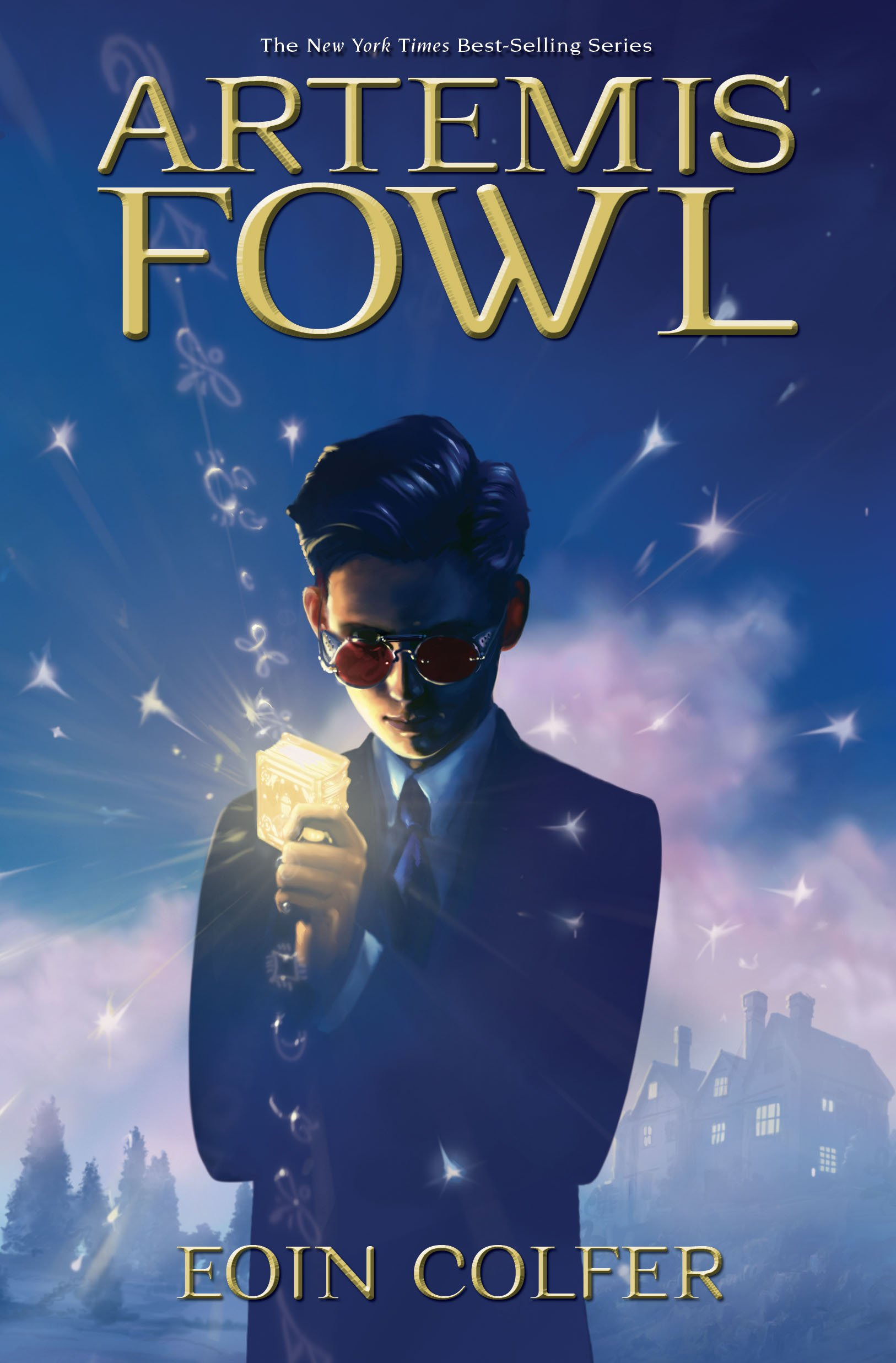 "Image for ""Artemis Fowl"""