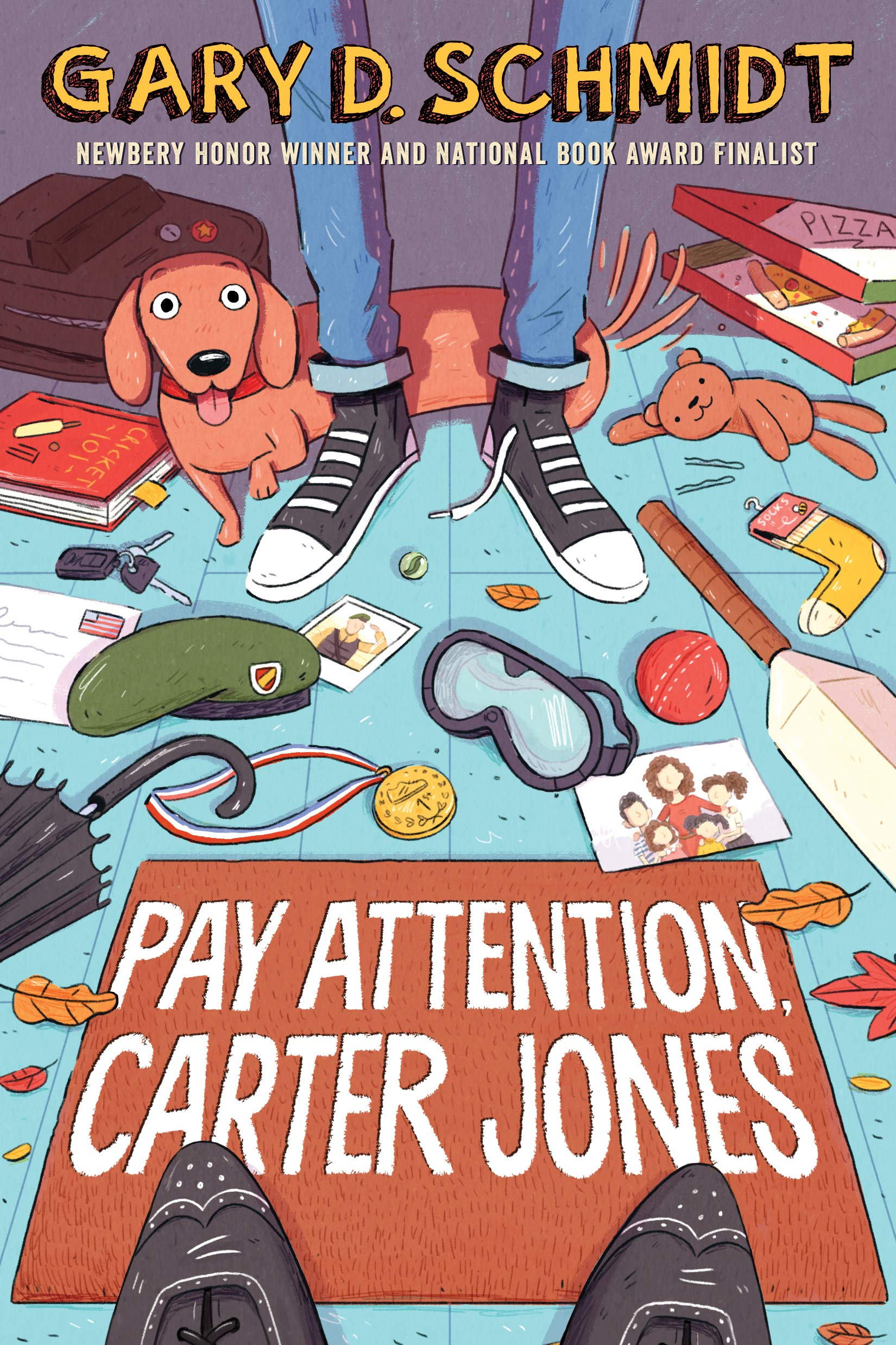 "Image for ""Pay Attention, Carter Jones"""