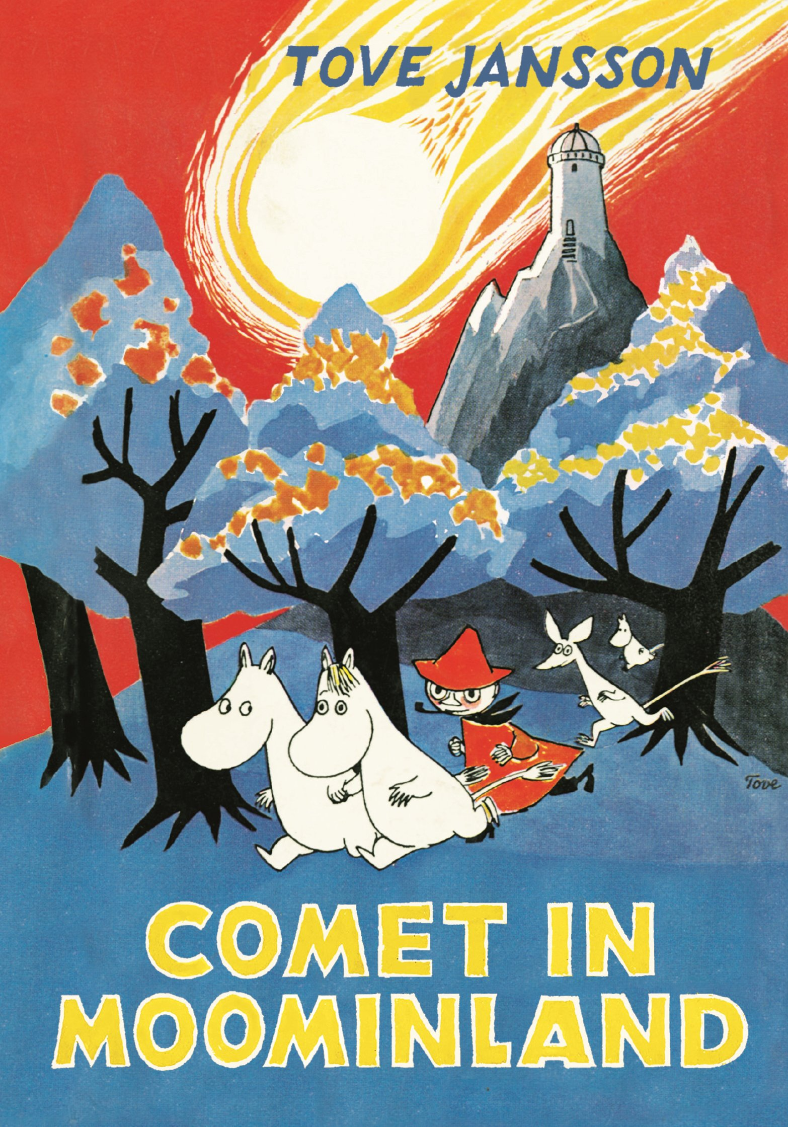 "Image for ""Comet in Moominland"""