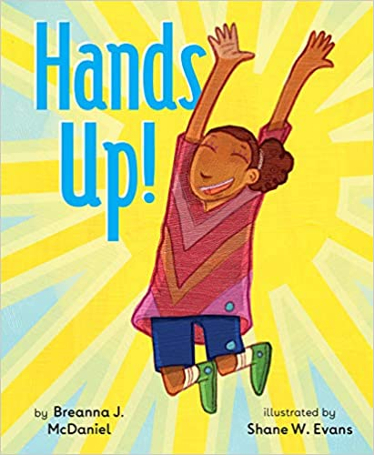 "Cover for ""Hands Up!"""