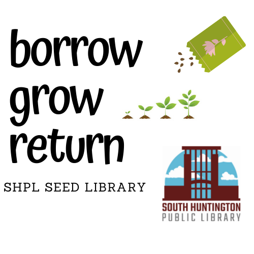 SHPL Seed Library Graphic
