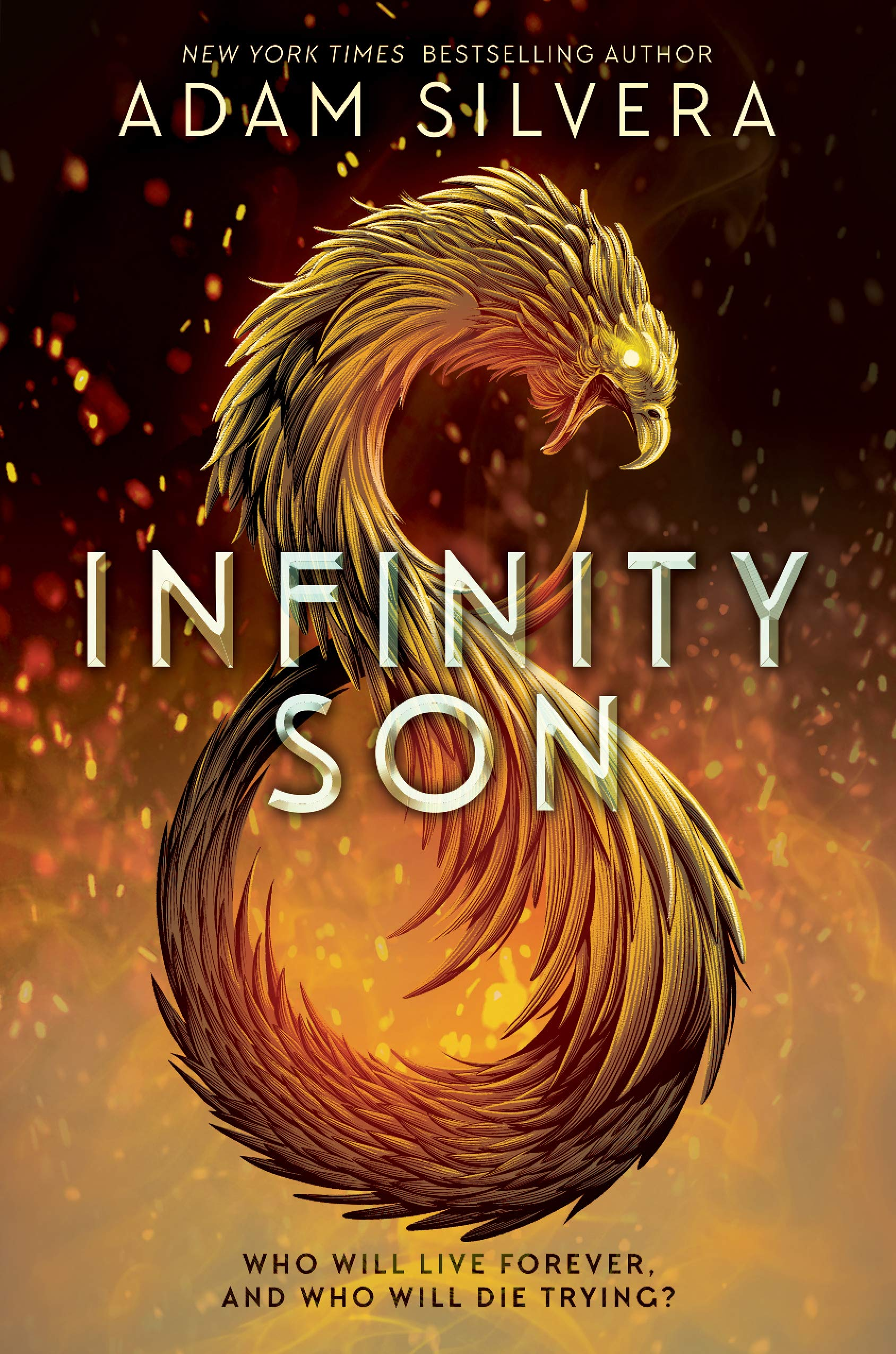 Infinity Son cover in color