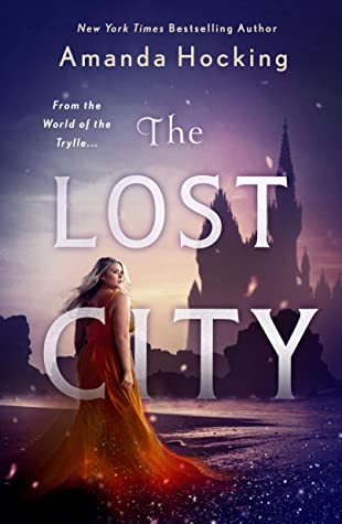 The Lost City final cover