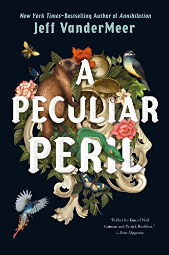 A Peculiar Peril final cover