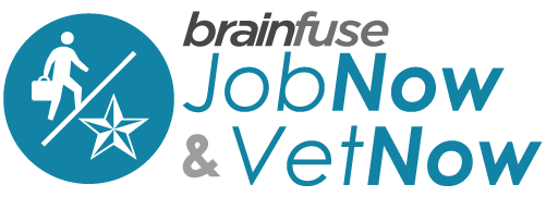 Job Now and Vet Now Graphic
