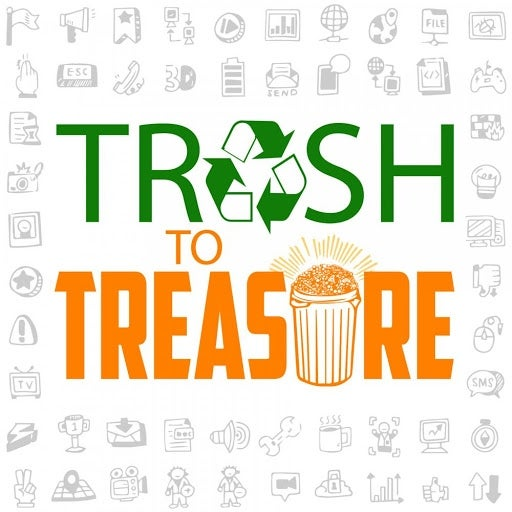 Trash to Treasure Graphic