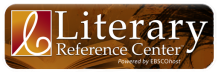 Literary Reference Center button