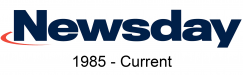 Newsday, 1985-Current logo