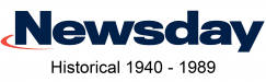 Newsday Historical, 1940-1989 logo