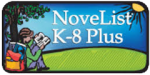 NoveList K-8 Plus button