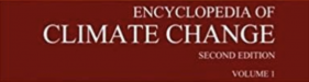 Encyclopedia of Climate Change resource cover