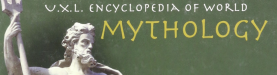 UXL Encyclopedia of World Mythology resource cover