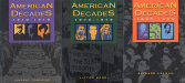 American Decades book covers
