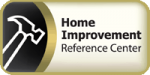 Home Improvement Reference Center button