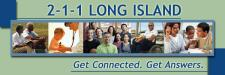 2-1-1 Long Island; Get Connected. Get Answers.